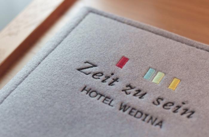 """""""Zeit zu Sein"""" – das ist das Motto im Hotel Wedina"""
