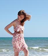 Top 50 Reiseblogger: Neue Auswahl 2019: Profilbild Luisa Nebel von sunnyside2go