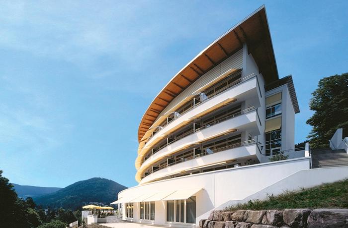 Das Hotel SCHWARZWALD PANORAMA verfügt über einen atemberaubenden Ausblick