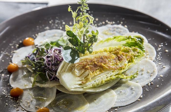 Das Restaurant im Hotel SCHWARZWALD PANORAMA kredenzt gesunde Küche mit Pfiff