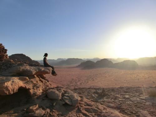 Stefanie Schindler_Wadi Rum, Jordanien