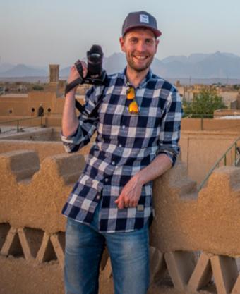Die Top 50 männlichen Reiseblogger, Steve Hänisch von Back-Packer.org