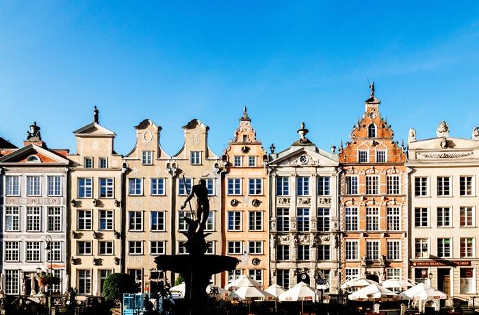 Reisetrends 2020: Die Altstadt von Danzig ist Magnet für Städtereisende aus der ganzen Welt