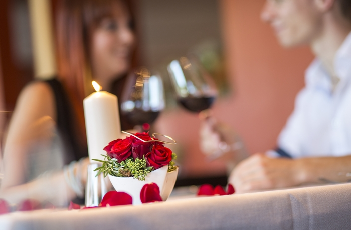 Candlelight Dinner im Hotel SCHWARZWALD PANORAMA