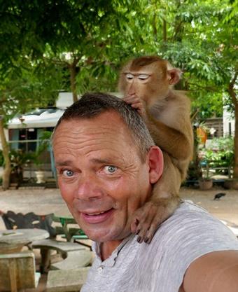 Die Top 50 männlichen Reiseblogger, Wolfgang Käseler von Groovy Planet