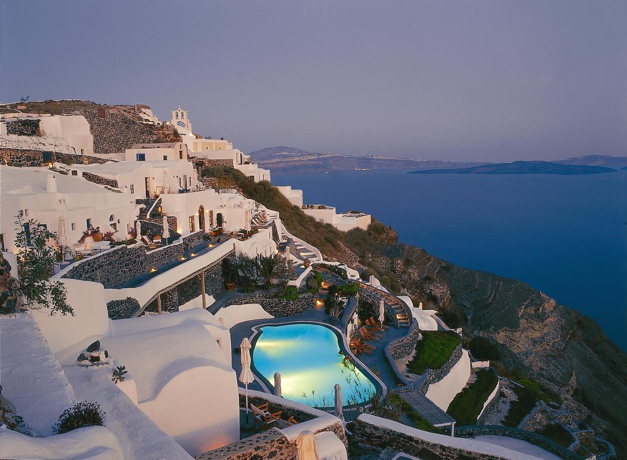 Designhotel Grace Santorini : Santorini designhotels angebote neue liste für escapio