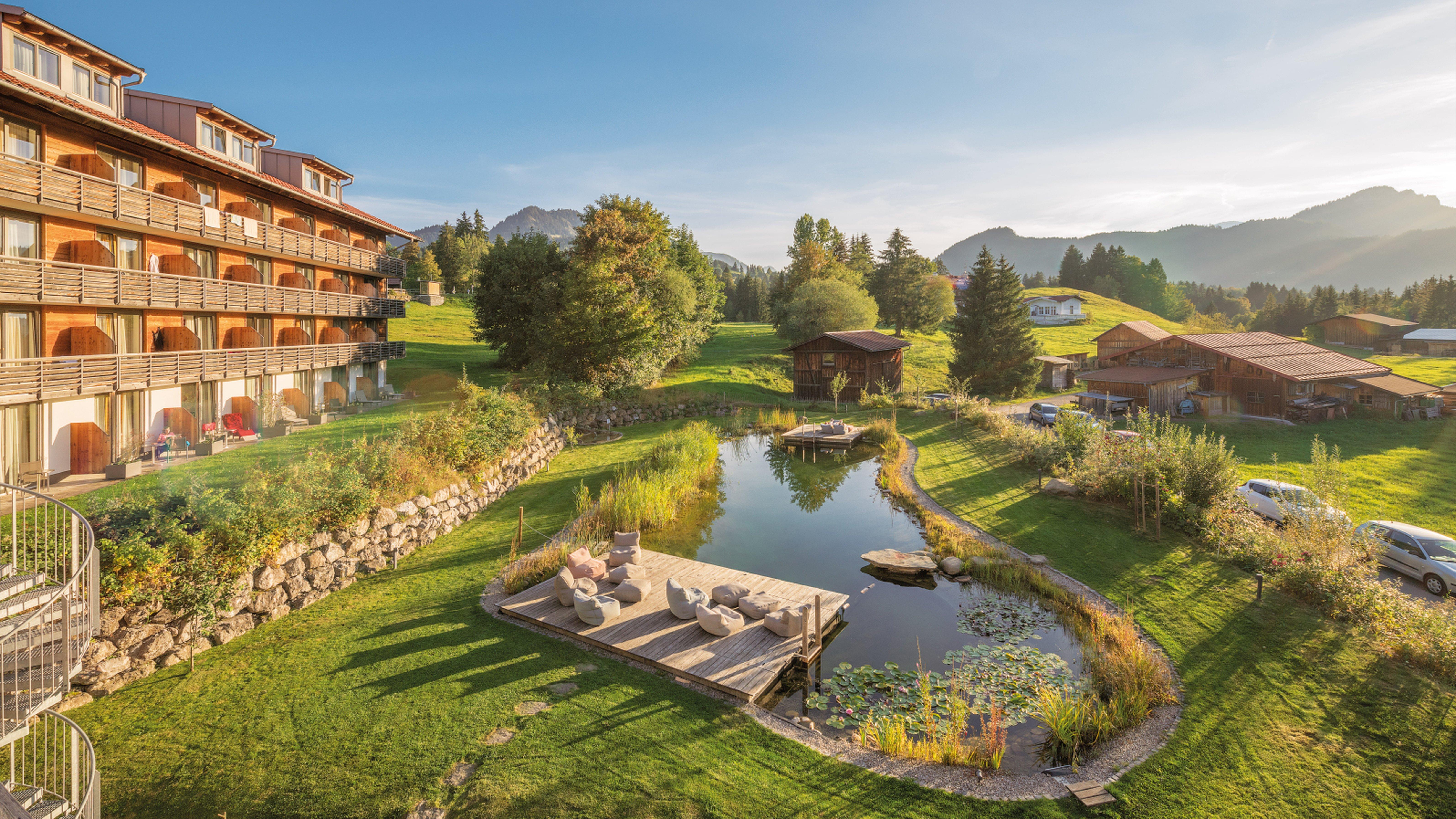 Die 20 Schonsten Wellnesshotels In Bayern Unser Guide 2019